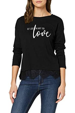 Springfield Long Sleeve With Postional Text T-Shirt Women's Medium (Manufacturer's size:M)