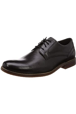 Rockport Men's Style Purpose 3 Plain Toe Oxfords, 001