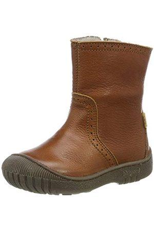 Bisgaard Unisex Kids' Ema Snow Boots, (Cognac 500)