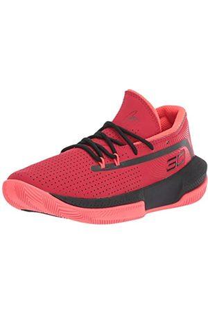 Under Armour Unisex Kids' GS SC 3ZER0 III Basketball Shoes, ( / / (601) 601)