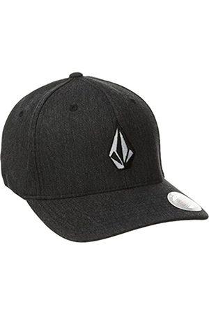 Volcom Men's Full Stone Heather Flexfit Stretch Twill Hat