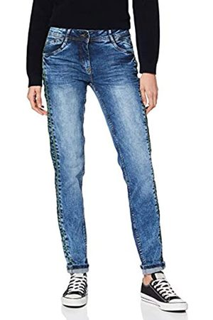 Cecil Women's 372662 Charlize Slim Fit Jeans