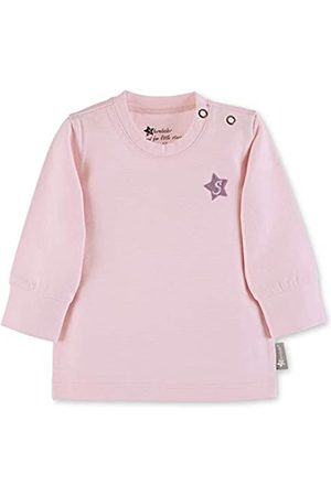 Sterntaler Long-Sleeve Shirt for Babies and Toddlers, Delicate Stripe Pattern, Size: 3-6m