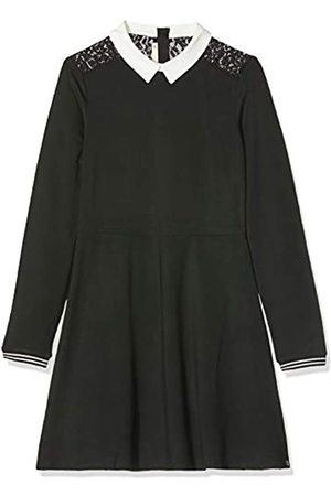 IKKS Girl's Robe Dentelle Dress