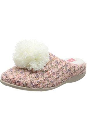Dunlop Women's Adeline Low-Top Slippers, (Peach)
