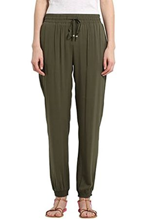 Berydale Women's soft quality trousers, Olive