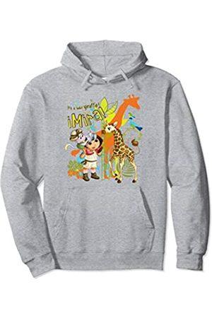 Nickelodeon Dora It's A Baby Giraffe Mira DR1009 Pullover Hoodie