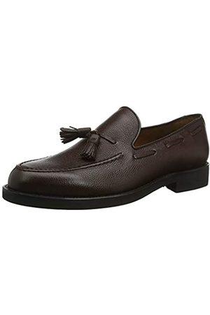Lottusse Men's L3087 Loafers, (Cortina Moka Cortina Moka)