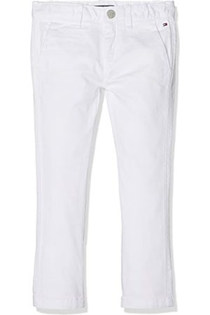 Tommy Hilfiger Boy's AME Skinny Chino Struc Gd Trouser