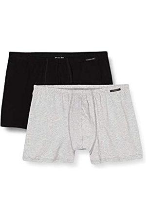 Schiesser Men's Multipacks Shorts (2er Pack) Boxer