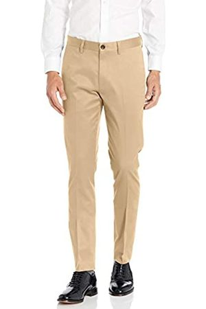 Buttoned Down Skinny Fit Non-iron Dress Chino Pant Wheat