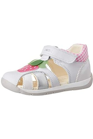 Geox Baby Girls B Open Toe Sandals, ( C1000)