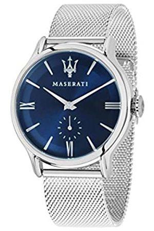 Maserati Men's Watch, Epoca Collection, Quartz Movement, Three Hands Version, 3h
