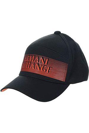 Armani Men's 3D Logo Baseball Hat Cap
