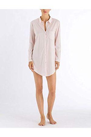 Hanro Women's Cotton Deluxe Nachthemd 1/1 Arm 90 cm Nightie