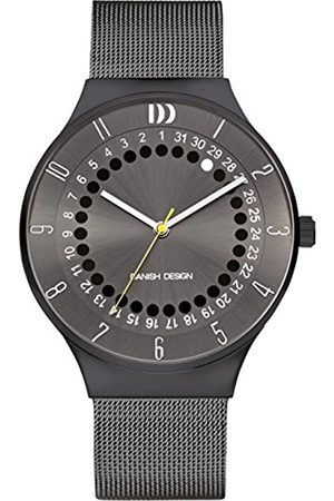 Danish Designs Danish Design Men's Quartz Watch with Dial Analogue Display and Stainless Steel Strap DZ120586