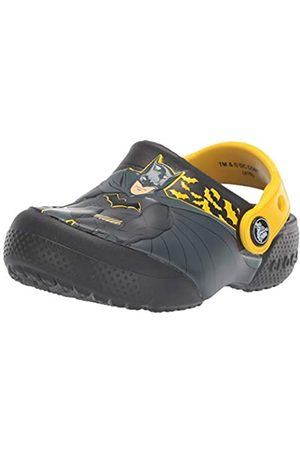 Crocs Unisex Kid's FunLab Iconic Batman Clog, ( 001)