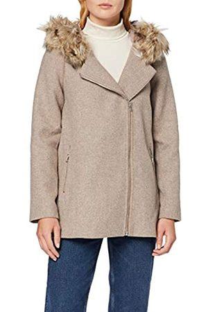 Vero Moda Women's Vmcollaryork Wool Jacket Coat
