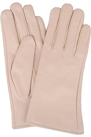 "SNUGRUGS Womens Butter Soft Premium Leather Glove with Warm Fleece Lining - - Small (6.5"")"