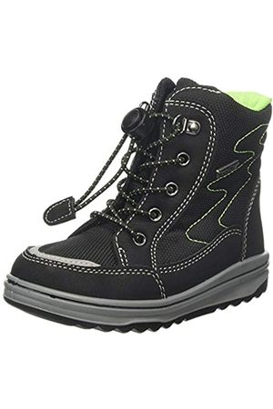 Richter Kinderschuhe Boys Snow Boots, ( /Brngreen 9900)