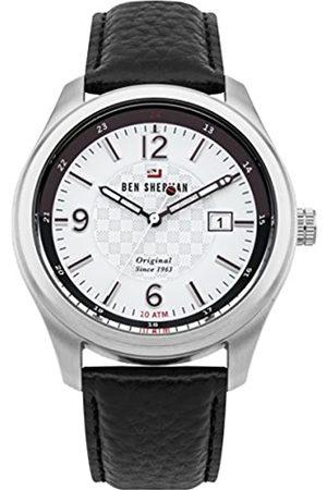 Ben Sherman Men's Analog Quartz Watch with Leather Strap WBS106WB