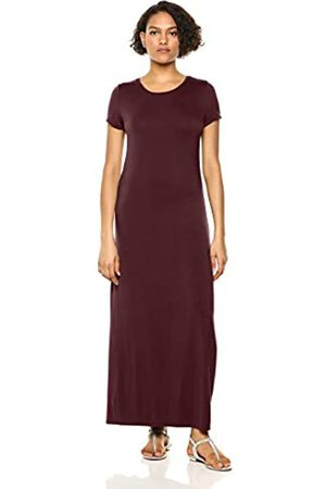 Amazon Essentials Short-sleeve Maxi Dress