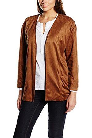 CORTEFIEL Women's Fake Suede Kimono Jacket