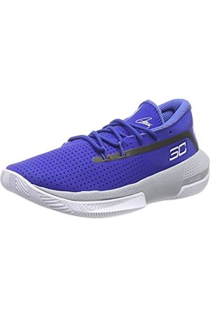 Under Armour Unisex Kids' GS SC 3ZER0 III Basketball Shoes