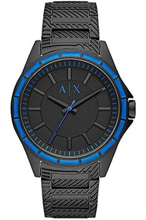 Armani Mens Analogue Quartz Watch with Stainless Steel Strap AX2634