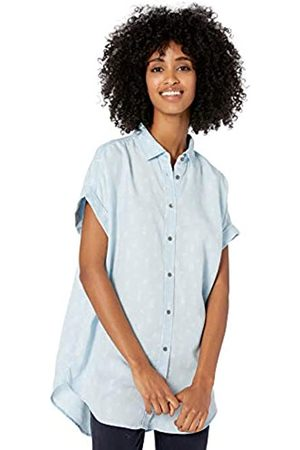 Goodthreads Tencel Short-Sleeve Tunic Shirt