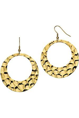 ZEEme Women's Earrings Partially Gold-Plated Stainless Steel – 389030030 V