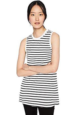 Daily Ritual Jersey Muscle-sleeve Swing Tunic Shirt