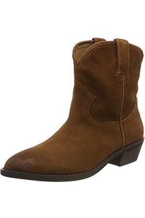 Buffalo Women's Fam Cowboy Boots, (Cognac 001)