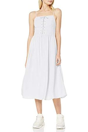 New Look Women's Eyelet Lattice Dress