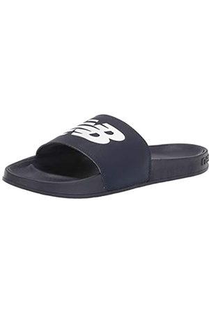 New Balance Men's 200 Open Toe Sandals, (Navy Navy)