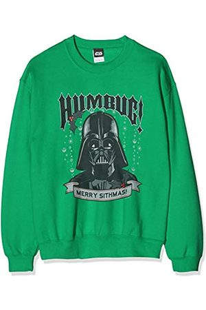 Star Wars Men's Christmas Darth Vader Humbug Sweatshirt