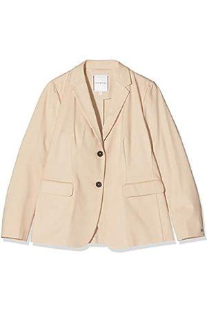 Tommy Hilfiger Women's SLUB Cotton SB Blazer Suit Jacket