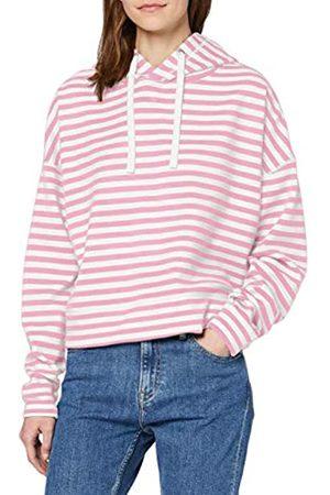 Tommy Hilfiger Women's TJW Stripe Hoodie Cardigan