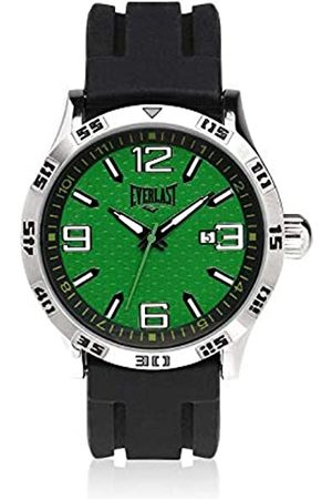 Everlast Unisex Adult Analogue Quartz Watch with Silicone Strap EVER33-210-001