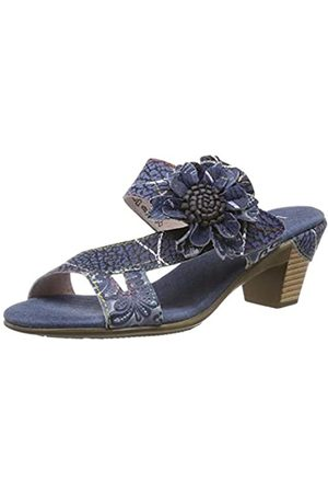 Laura Vita Women's Becttinoo 179 Mules, (Jeans Jeans)
