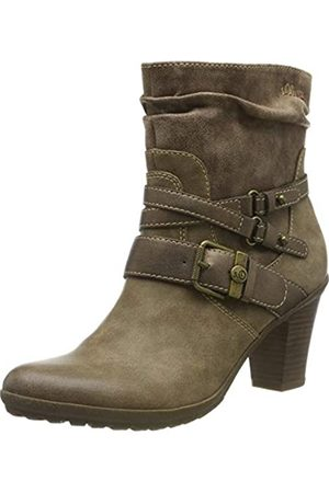 s.Oliver Women's 5-5-25334-23 Ankle Boots, (Cashmere Comb 434)