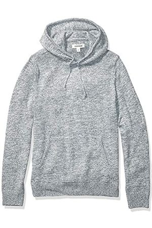 Goodthreads Supersoft Marled Pullover Hoodie Sweater Denim