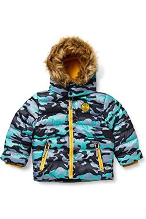 Blue Seven Boy's Jungen Winterjacke Mit Fell-Kapuze Coat