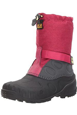 Jack Wolfskin Unisex Kids' Iceland High K Snow Boots, (Azalea 2081)