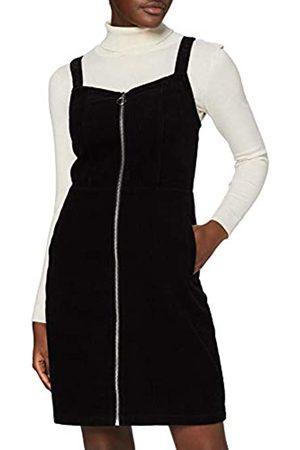 Dorothy Perkins Women's Cord Zip Pinny Dress