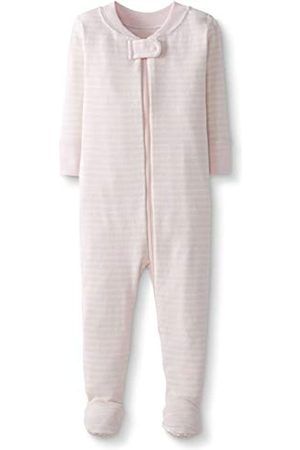 Moon and Back by Hanna Andersson Moon and Back One Piece Footed Pajama Sleepers