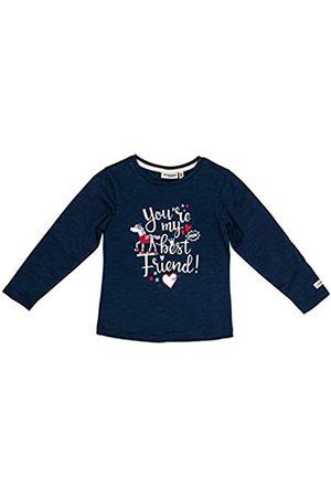 Salt /& Pepper Girls Cool /& Crazy Best Friend Glitterprint Longsleeve T-Shirt