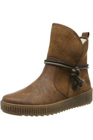 Rieker Women's Herbst/Winter Ankle Boots, (nuss-Antik/reh 22)