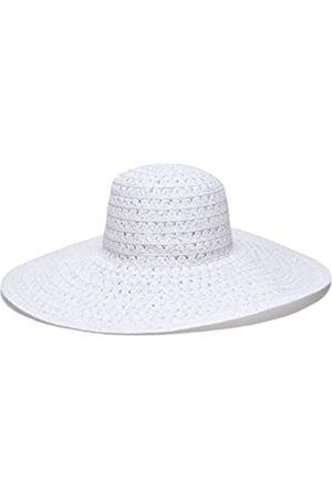 Ale by Alessandra Women's Chantilly Lace Weave Toyo Floppy Hat
