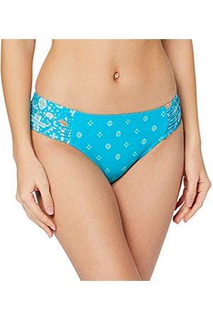 Seafolly Women's Inka Gypsy Ruched Side Retro Bikini Bottoms